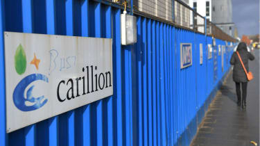 Carillion collapsed with debt and pension liabilities of £2.2bn
