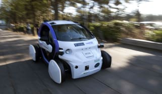 Oxford is among the cities leading a drive towards autonomous vehicles