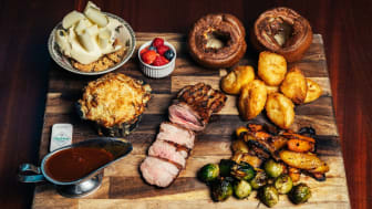 Blacklock's lamb roast box for two