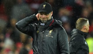 Jurgen Klopp's Liverpool were frustrated by Bayern Munich in the first leg clash at Anfield