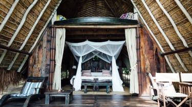 Greystoke, the Nomad Tanzania camp in Mahale National Park, Tanzania