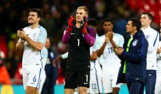 England World Cup squad predictions Joe Hart