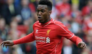 Daniel Sturridge of Liverpool FC