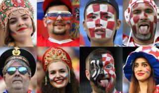 Russia vs. Croatia World Cup quarter-final