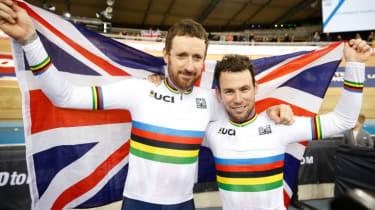 Bradley Wiggins Mark Cavendish
