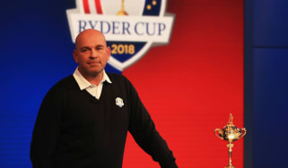 Thomas Bjorn Ryder Cup Team Europe captain wildcard picks