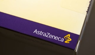 British pharmaceutical firm AstraZeneca