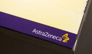 British pharmaceutical firm AstraZeneca
