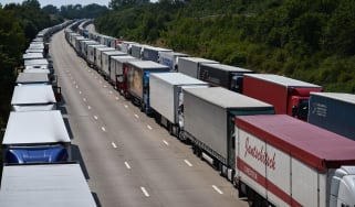 Calais strike