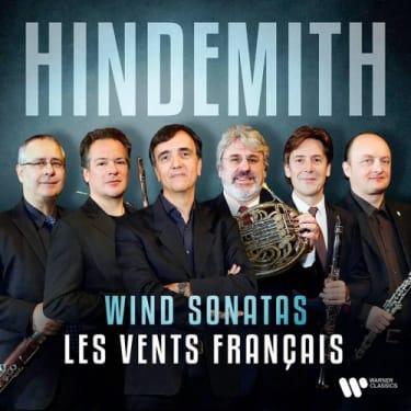 Les Vents Français/Eric Le Sage - Hindemith: Wind Sonatas