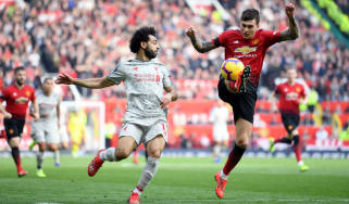 Man Utd and Liverpool were unable to break the deadlock at Old Trafford
