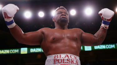 Jarrell Miller will fight Anthony Joshua on 1 June is his hometown of New York