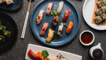Sachi sushi selection