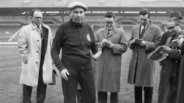 Bela Guttmann in 1962