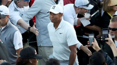 Tiger Woods Team USA Ryder Cup golf