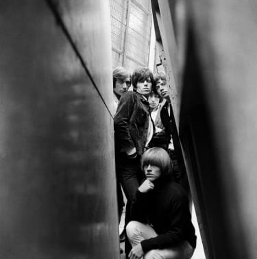 The Rolling Stones - Out Of Our Heads - Mason's Yard London 1965