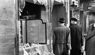 Kristallnacht, Nazi Germany