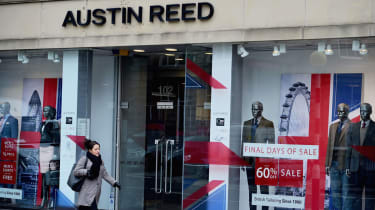 Austin Reed To Return To High Street Seven Months After Collapse The Week Uk
