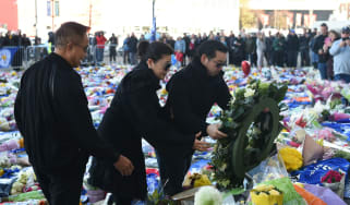 Vichai Srivaddhanaprabha tributes Leicester City