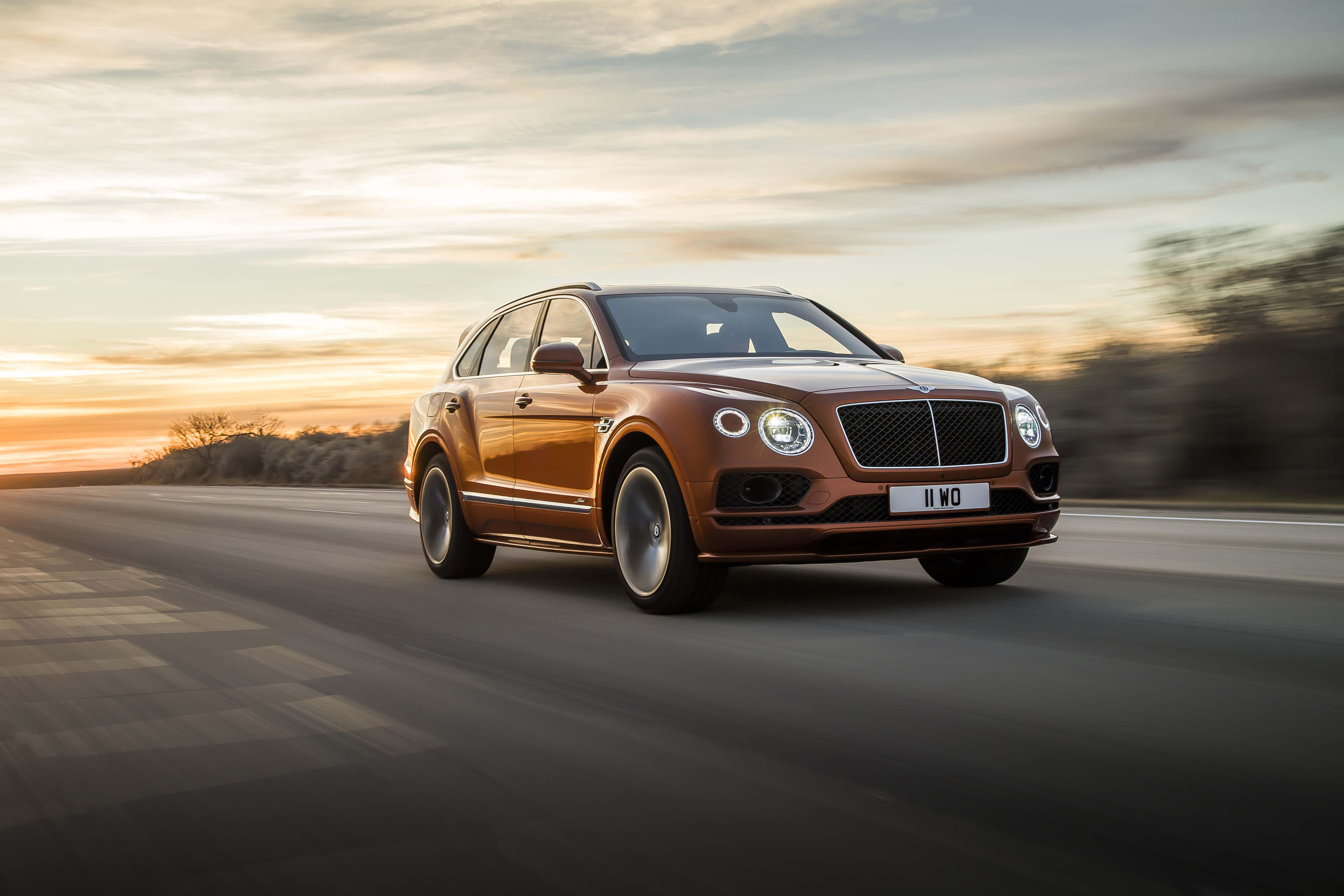 Bentley Bentayga Speed 2019 Prices Specs And Uk Release Date The Week Uk