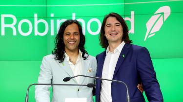 Baiju Bhatt and Vlad Tenev: 'revitalised' day trading