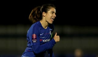 England and Chelsea women's footballer Karen Carney received death and rape threats on social media