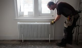 Radiator in a house  Matt Cardy/Getty Images