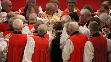 Church of England congregation