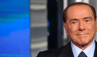 Silvio Berlusconi is barred from running for office after being convicted of tax evasion