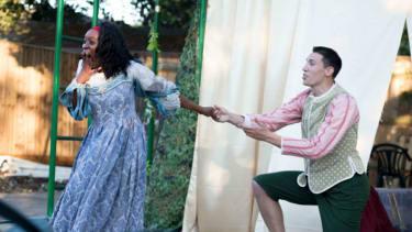 Shakespeare In The Garden - UK-wide