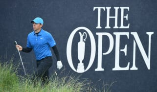 Northern Irish golfer Rory McIlroy had a nightmare first round at The Open at Royal Portrush