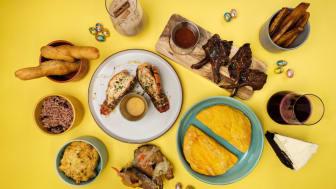 Juici Jerk Easter weekend meal kits