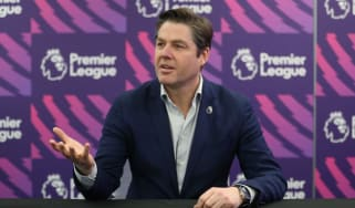Richard Masters is the chief executive of the English Premier League