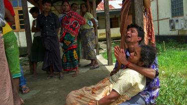 Rohingya, Myanmar
