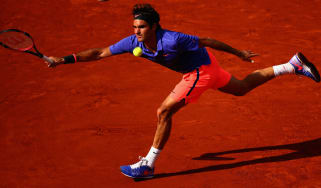 Roger Federer last played in the French Open tennis grand slam in 2015