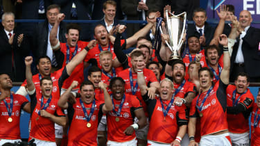 Saracens, Champions Cup
