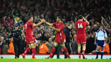 Warburton - Wales Rugby