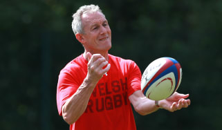 Rob Howley was sent home from Wales's Rugby World Cup training camp on 16 September