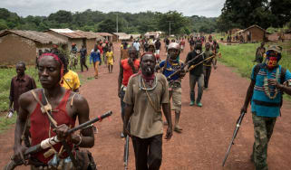 Central African Republic, War, Conflict