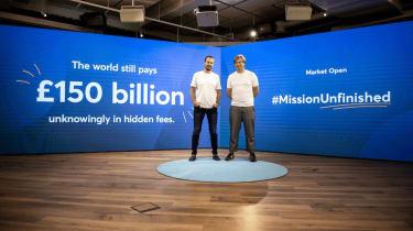 Taavet Hinrikus and Kristo Käärmann are the co-founders of Wise
