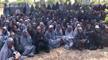Schoolgirls kidnapped by Boko Haram