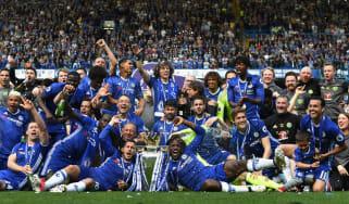 Chelsea, Premier League trophy