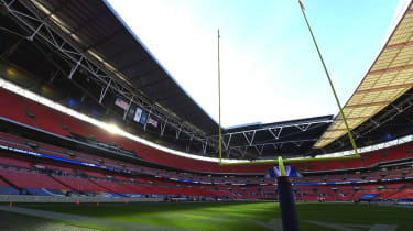 Wembley Stadium hosts two matches on the 2019 NFL London Games series