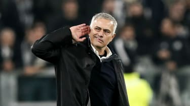 Jose Mourinho has been named as the new head coach of Tottenham