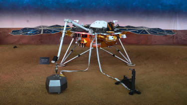 Nasa has successfully landed its new InSight probe on Mars