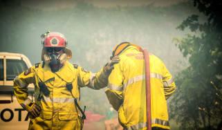Australia heatwave and bushfires