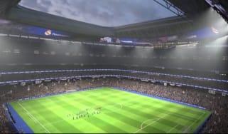 Real Madrid new Santiago Bernabeu Stadium