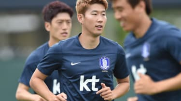 Young stars of the World Cup, Son Heung-Min