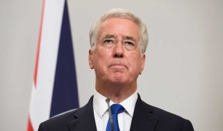 Michael Fallon has resigned from cabinet over past behaviour towards women
