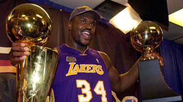 Shaquille O'Neal NBA trainers Forbes Sport rich list